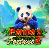 Logo Panda Fortune 2