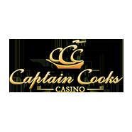 Logo Captain Cooks Casino
