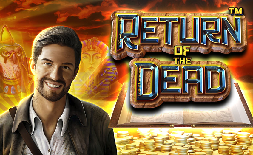 Pragmatic Play Has Released a New Slot Return of the Dead