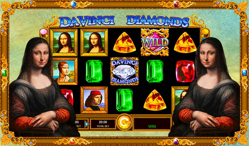 Logo DaVinci Diamonds