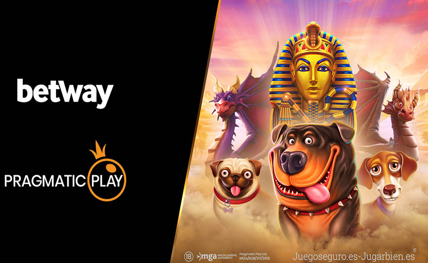 Pragmatic Play Slots Are Available at the Betway Casino