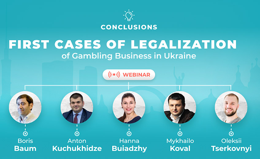 Webinar on First Cases of Legalization of Gambling Was Held by LoginCasino.com.ua
