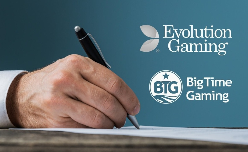 Evolution Gaming and Big Time Gaming: A Big-Time Deal