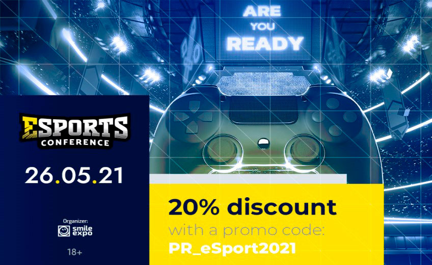 The Main Insights of the Esports Market at eSPORTconf Ukraine 2021: New Speakers and Interviews With the Best Industry Experts