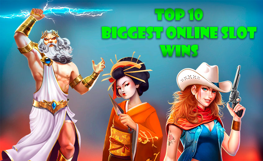 TOP 10 Biggest Online Slot Wins from 16 April to 30 April