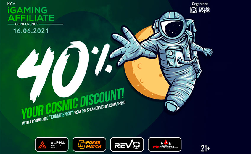 Kyiv iGaming Affiliate Conference 2021 is Coming Soon: Event Participants, Prizes and 40% Ticket Discount