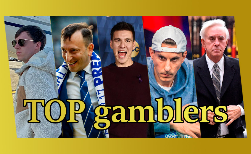 The World's Most Famous Professional Sports Gamblers