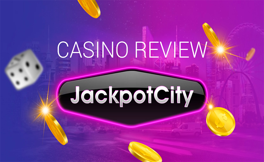 The JackpotCity Casino Explained in the New Video Review