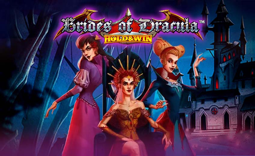 iSoftBet Expands Its Popular Gaming Universe with the New Brides of Dracula Hold & Win Slot