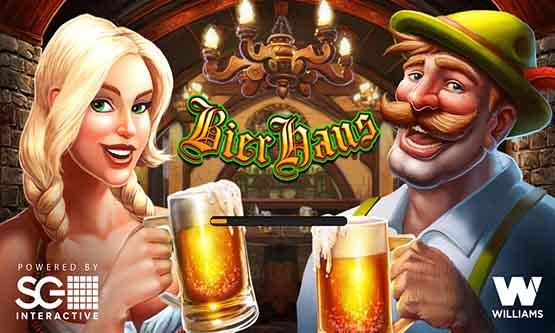 Screenshot Bier Haus
