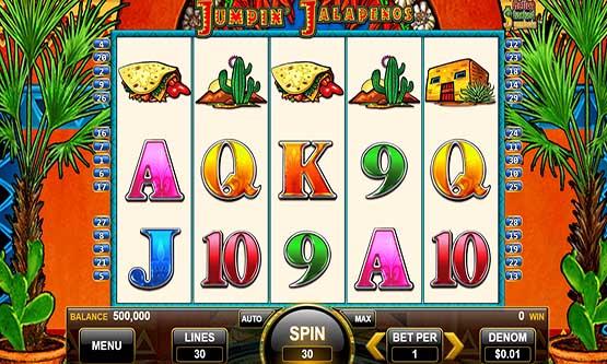 Screenshot Jumpin Jalapenos
