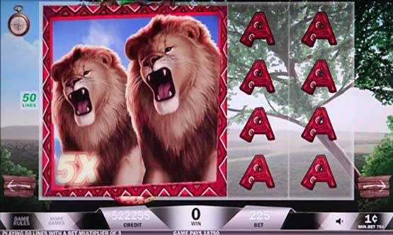 Screenshot Big 5 Safari