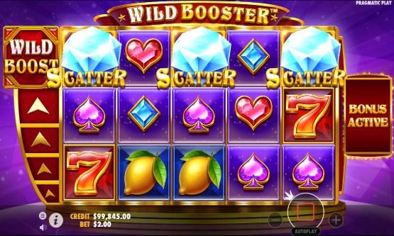 Screenshot Wild Booster