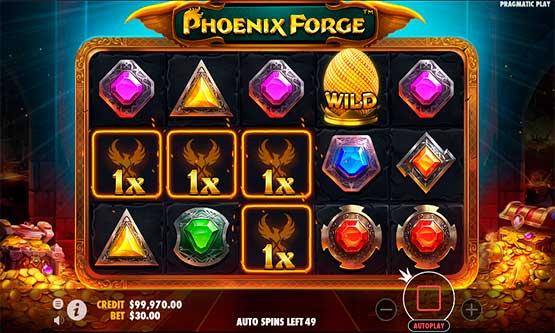 Скриншот 2 Phoenix Forge