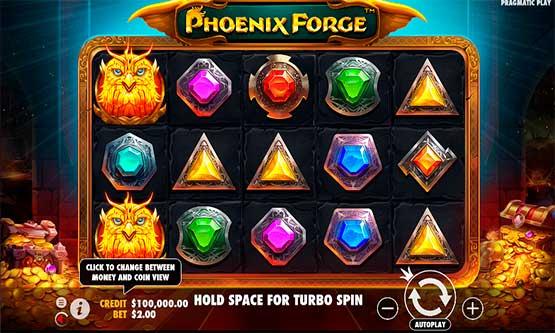 Скриншот 4 Phoenix Forge