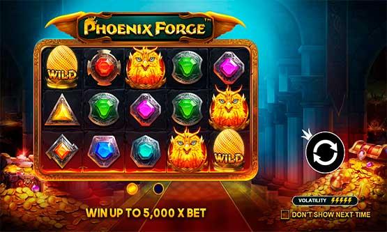 Скриншот 5 Phoenix Forge