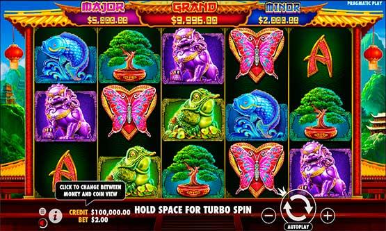 Screenshot Panda Fortune 2